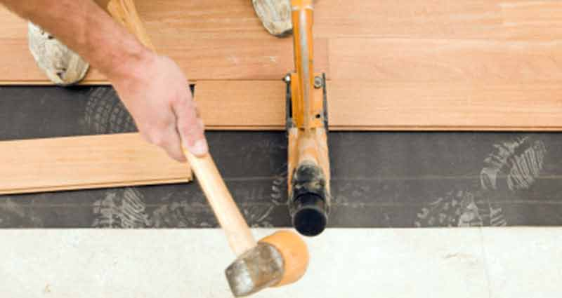 How To Install Hardwood