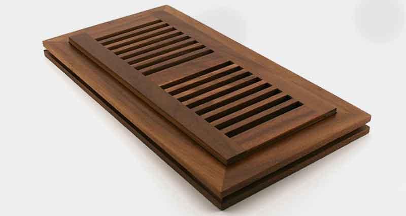 Flushmount Floor Register